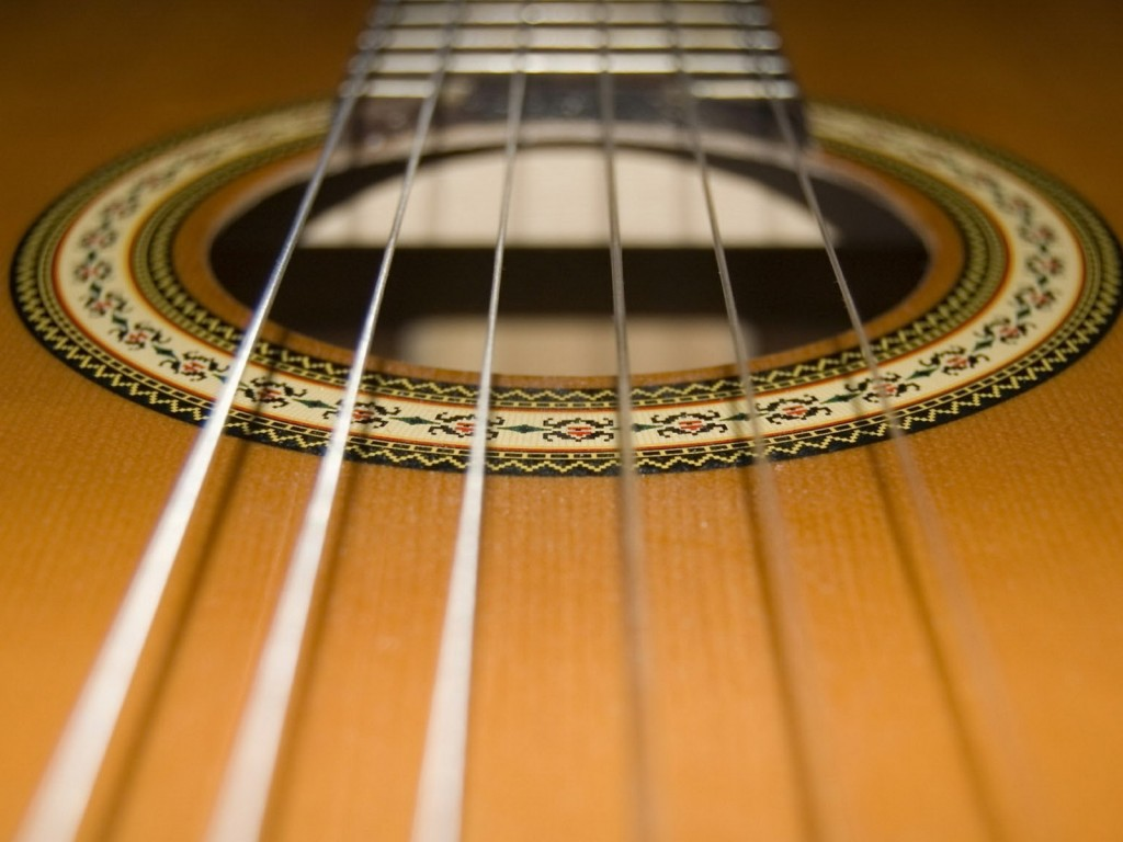 Enjoy patient and fun Guitar Lessons in London