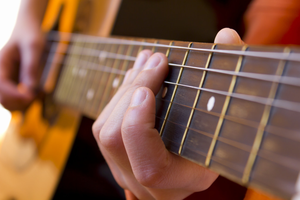 Acoustic Guitar Lessons Guitar-Lessons-London