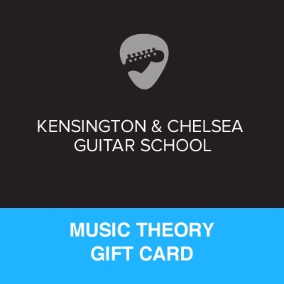 Music Theory Lesson Gift Certificate